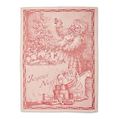 Sur La Table Santa Jacquard Kitchen Towel 31534 x 23534