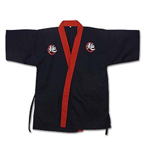 Sushi Bar Restaurant Chef Jacket Clothes Waiter Half Sleeve Uniform Kimono Tops 17
