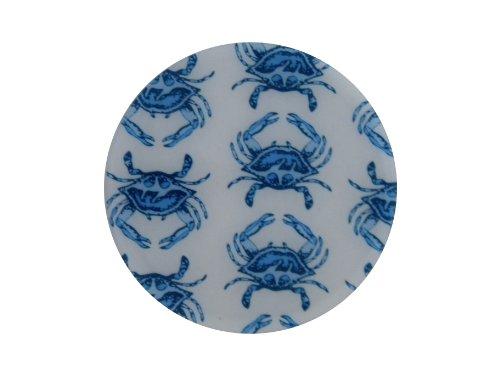 Andreas Silicone Trivet Crab Walk 10 Inch