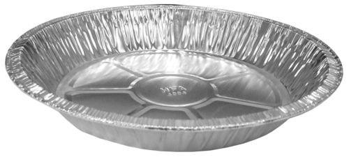 9 Aluminum Foil Pie Pan Extra Deep Disposable Tin Plates 50 Pans