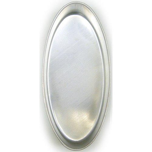 Oval Challah Pan Aluminum - 9