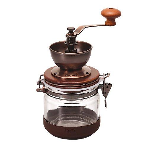 Hario CeramicCanister Coffee Mill Manual Grinder 120g