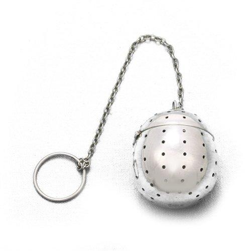 Tea Ball by R Blackinton Co Sterling Deco Design