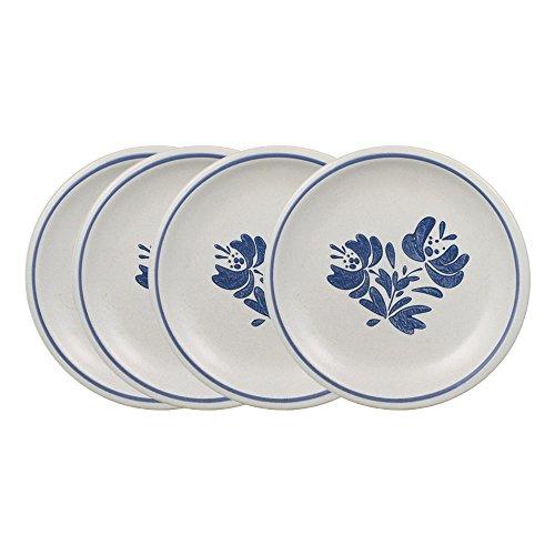 Pfaltzgraff Yorktowne Luncheon Plate 8-58-Inch Set of 4