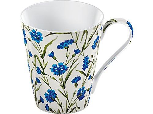 V&a Cornflower Fine Bone China Mug In Gift Box