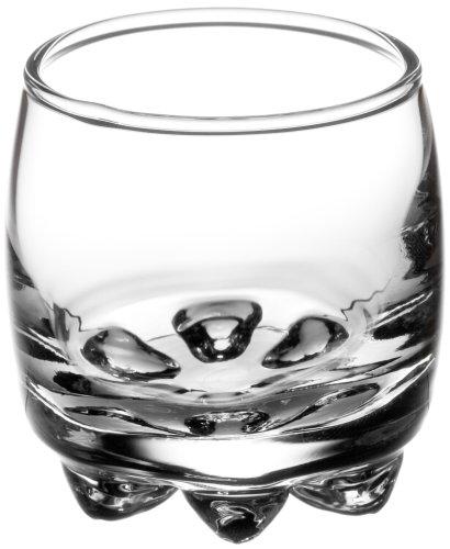 Bormioli Gift Boxed Galassia Shot Glasses Set of 6 2-Ounce