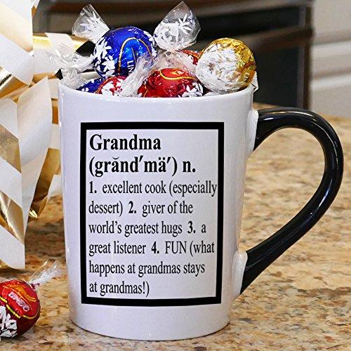 Tumbleweed Grandma Mug Ceramic Coffee Cup
