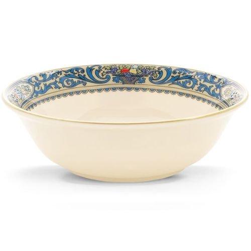 Lenox Autumn Gold Banded Ivory China Fruit Bowl