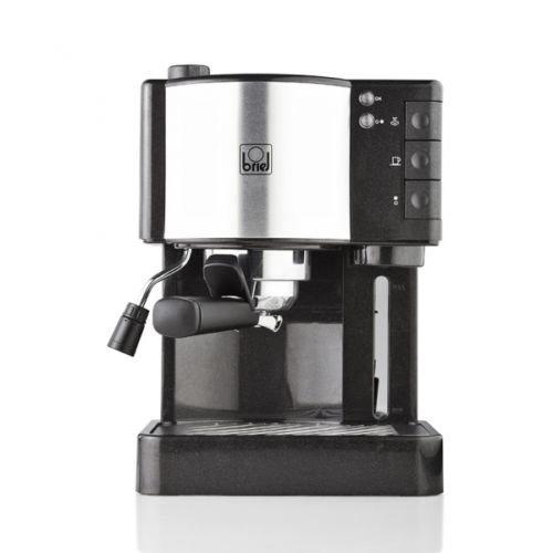 Briel ES35 Espresso Cappuccino Machine With Steam Made In Portugal