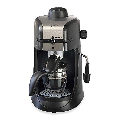 Capresso Steam PRO 4-Cup Espresso Cappuccino Machine
