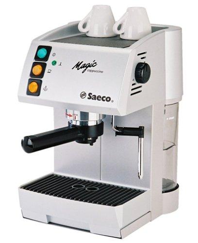 Saeco Magic Cappuccino Espresso and Cappuccino Machine