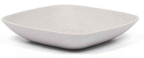 Bamboozle 65 Bamboo Dessert Bowls - Set of Four Grey