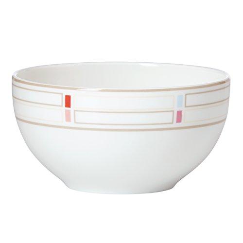 Lenox Entertain 365 Sculpture Confetti Dessert Bowls Set of 4 Multicolor