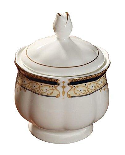 Coffee Sugar Bowl Sugar Pot with Lid