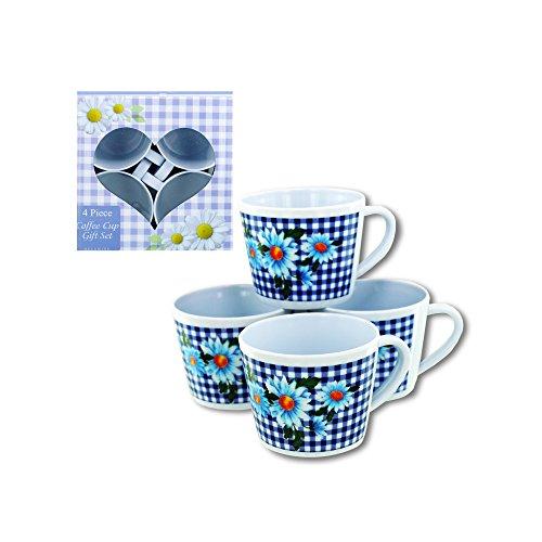 Kole Imports SC003 Coffee Cup Gift Set