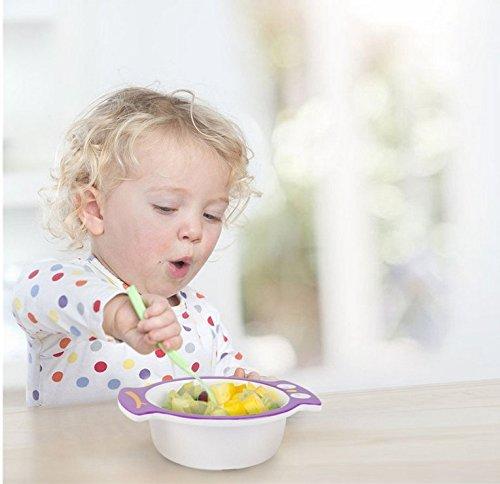 DALAI Cute Cartoon Owl Infant Feeding Food Bowl