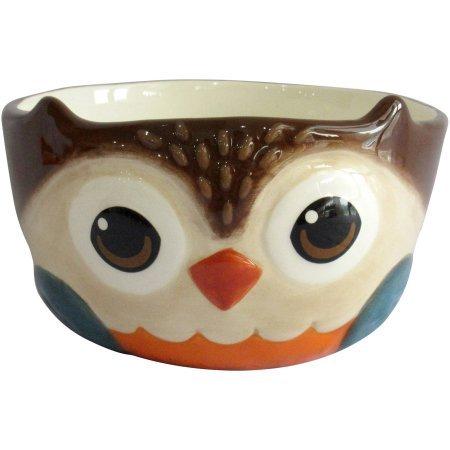Mainstays Figural Owl Bowl Set of 4