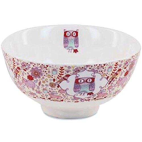 Owl bowl - MOD 4