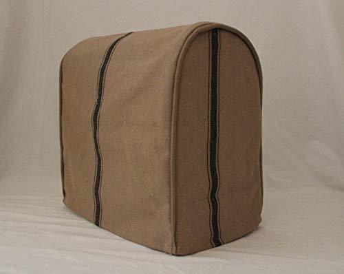 Lift Head Cover Compatible with KitchenAid Mixer Black Feedsack