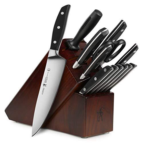 JA Henckels International Forged Distinction 14 Piece Knife Block Set