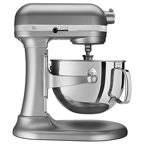 KitchenAid  RKP26M1XSL Professional 600 6-Qt Bowl-Lift Stand Mixer Certified Refurbished