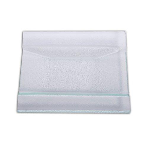 Arcata Square Glass Plate 5 12 x 5 12 12 per case