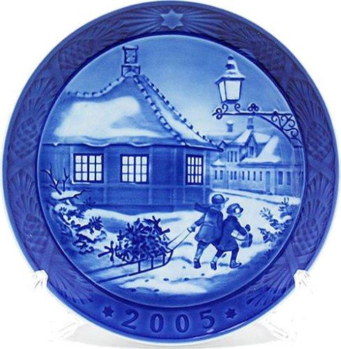 Royal Copenhagen 2005 Christmas Plate 1901105