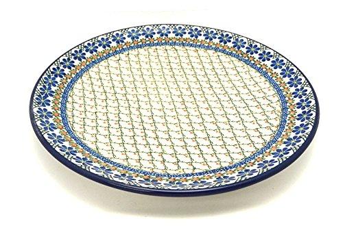Polish Pottery Platter - Round 14 - Primrose