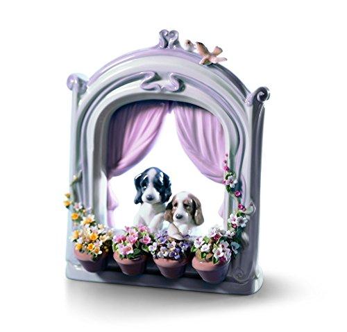Lladro Porcelain Figurine Please Come Home