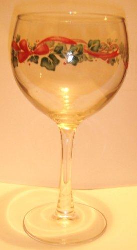 Corelle Coordinates 4 Piece 10 Oz Goblets Callaway Holiday