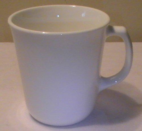 Corelle Winter Frost White Flat Top Handle Mug - One 1 Mugs