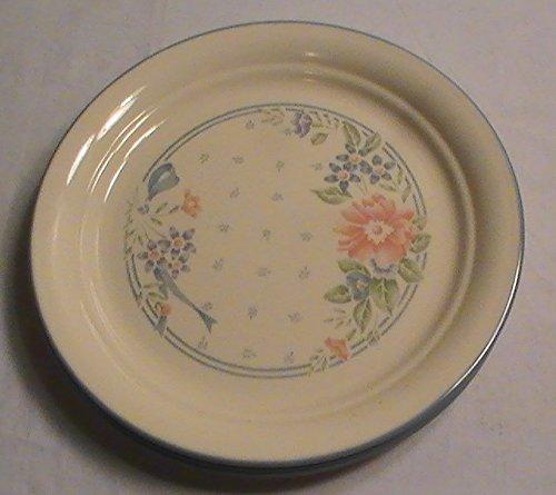 Corning Corelle Symphony 8 12 Salad Luncheon Plates - Set of 4