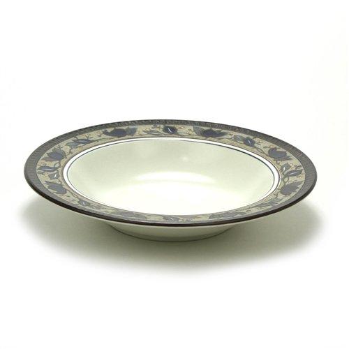 Arabella by Mikasa Stoneware Rim Soup Bowl