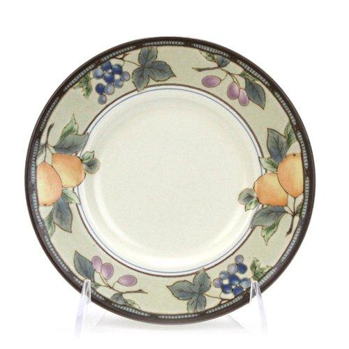 Garden Harvest by Mikasa Stoneware Bread Butter Plate