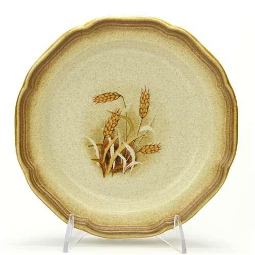 Whole Wheat by Mikasa Stoneware Salad Plate