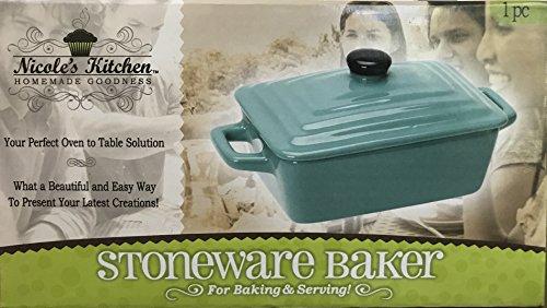 Nicoles Kitchen Stoneware Baker