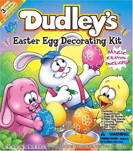 Dudleys Easter Egg Decorating Kit