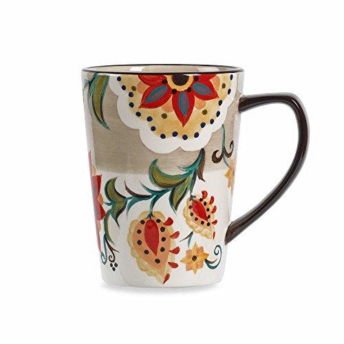 Tabletops Unlimited Misto Odessa Round Mug