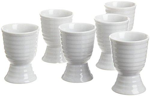 Kuchenprofi Porcelain Egg Cup Trays Set Of 6 supplyformycastle913