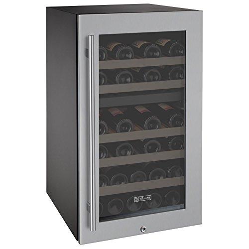 Allavino VIWR38-2SSRT 38-Bottle Freestanding Dual Zone Wine Cooler Refrigerator