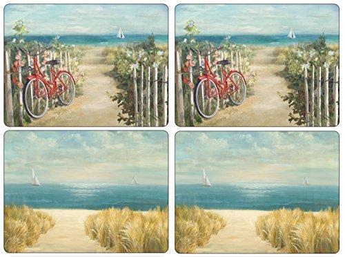 Pimpernel Summer Ride Set of 4 Placemats
