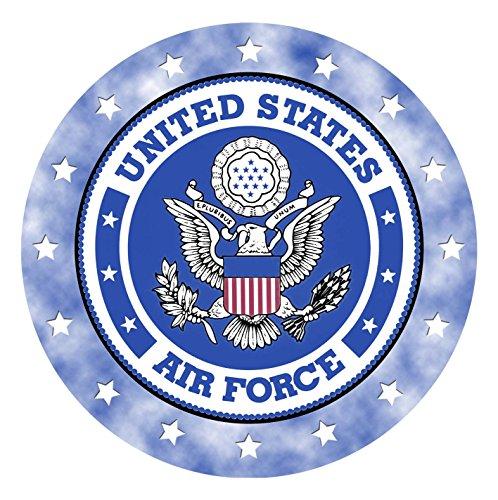 Thirstystone Stoneware Coaster Set Air Force