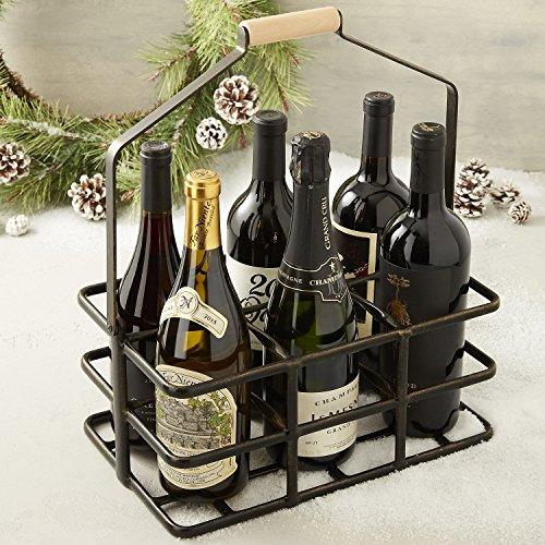 6 Bottle Wine Caddy