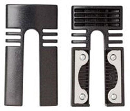 Franmara 1200-BU Clean Cut black Silver Wine Bottle Foil CutterRemover Tool