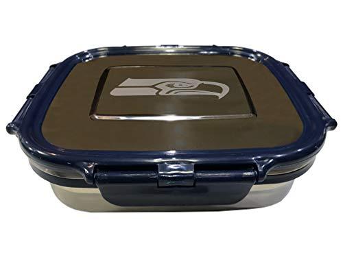 VEIGO VEYUMI Stainless Steel Lunch Box For Kids  LEAK PROOF Food Storage Container  Dishwasher Safe  Ultradurable  Light Weight  Eco Friendly