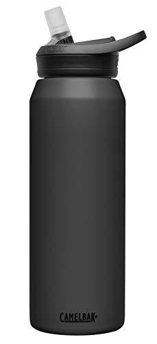 CamelBak eddy Vacuum Stainless Insulated Water Bottle 32 oz Jet