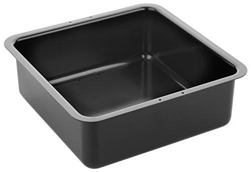 Tala 10A25128 Square Cake Tin Black