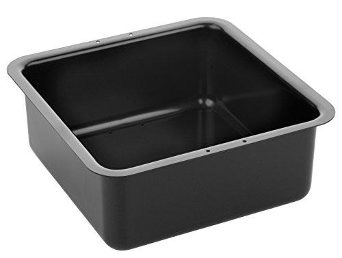 Tala 10A25129 Square Cake Tin Black