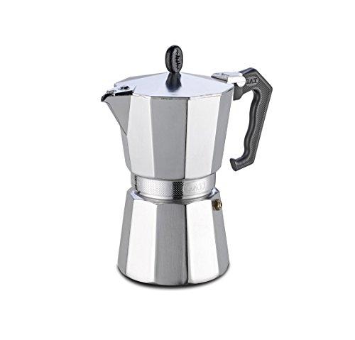 GAT Stove-Top Moka Espresso Italian-Made Coffee Maker Pot - 1 Cup