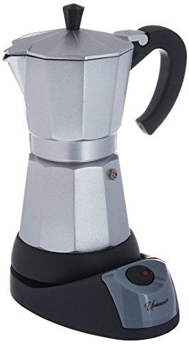 Uniware Electric Bialetti Moka Espresso Maker 6 Cups